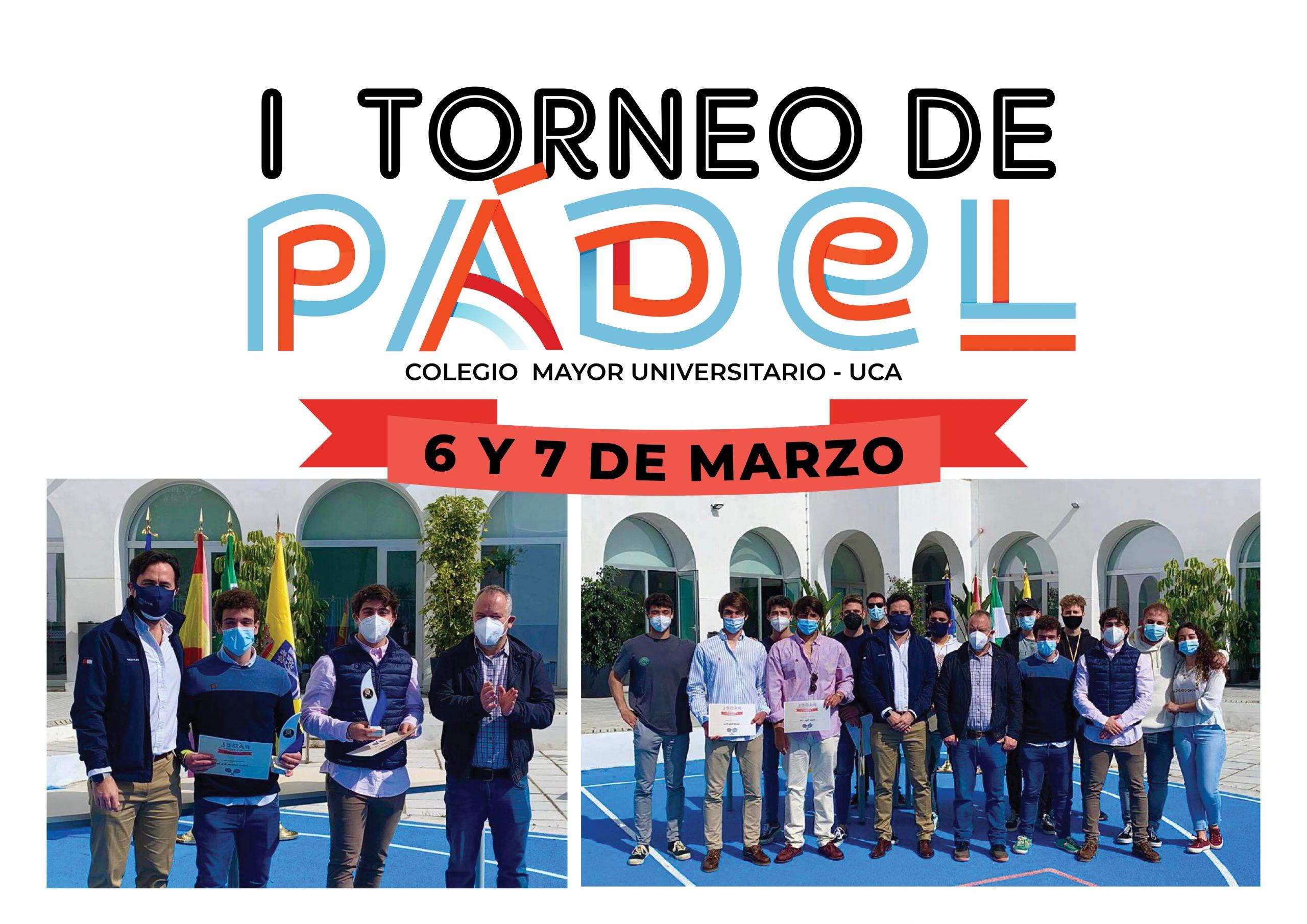TORNEO DE PÁDEL